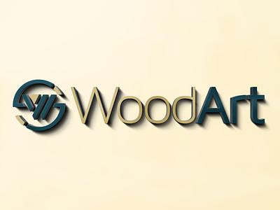 WoodArt - visual identity visual identity vector adobe illustrator adobe photoshop illustrator photoshop octavian stroilescu logovision logotype logodesign graphicdesigner designer logodesigner branding graphicdesign logo design design