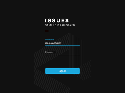 Dashboard Login github issues issue bootstrap android iphone mobile dashboard login