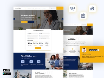 Taxi website website webdesign latest design branding ui latestdesign flatdesign ux dribbble uidesign