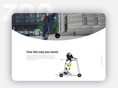 Landing Page Design life latestdesign branding web concept icon app ux typography ui dubaidesigner wp-ui illustration design dribbble flatdesign webdesign uidesign