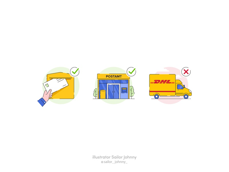 Icons for Zeitgold icon design digital vector iconography icons badges icon