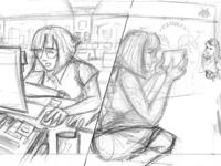 Serndip versus sketch