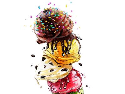 Fat Ice cream