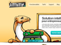 Maquette Home Jiminy