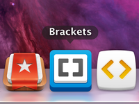 Square-er Brackets Icon