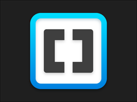 Yosemite-like Brackets Icon