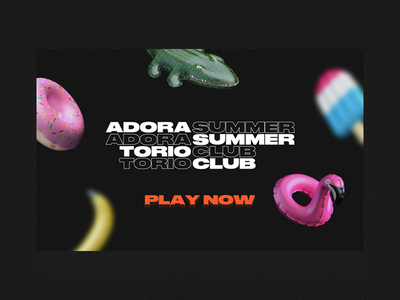 Adoratorio Summer Club