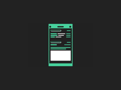 Mobile App - Wireframe