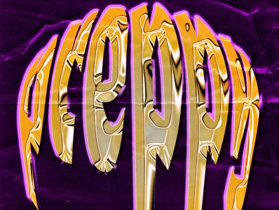 crhome type p branding typographic design typographic typo design typo type design typedesign type art type icon logo