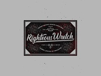 Righteous Wretch Badge