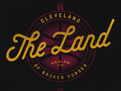 One Day Left! t-shirts badge typography texture illustration sports basketball cleveland finals nba cavs