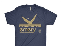 Emeryspacehawk shirt