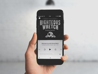 Righteous Wretch Podcast