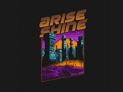 AriseShine Shirt 2