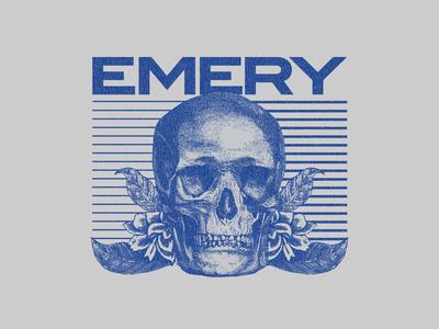 Emery Emo Skull
