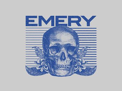 Emery Emo Skull music design emery