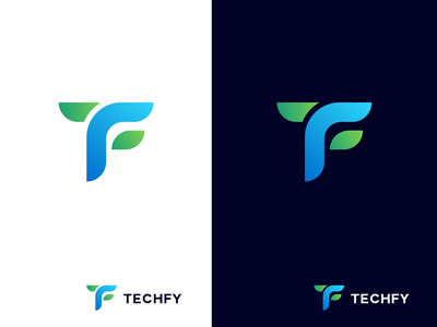 (T+F) Letter Logo Design Exploration technologies tech logo lettermark logo modern logo design gradient logo lettermarkexploration tf modern logo tf abstract logo agency logo logo mark branding design logo design modern logo brand identity letter mark typography