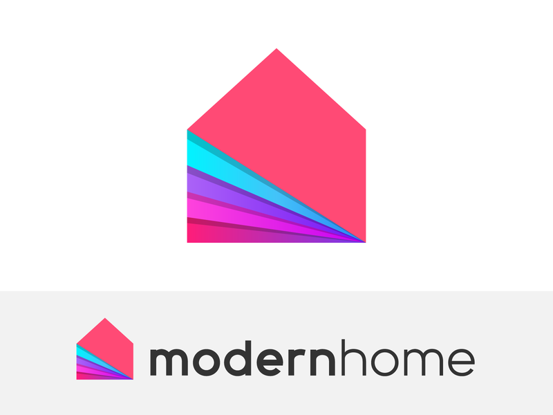 modernhome logo design abstract logo modern logo modern home logo modern design minimalist logo designer logo design logo icon home logo home icon home app home creative logo branding design brand identity abstract