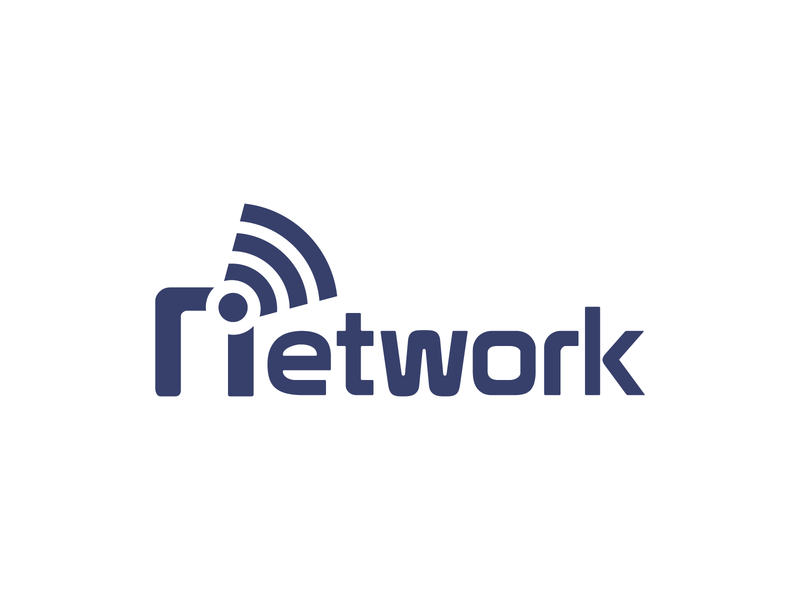Network Logo Concept technology tech logo creative design network logo concept network logo minimal minimalist logo logo mark branding design logo design modern logo brand identity typography creative creative logos