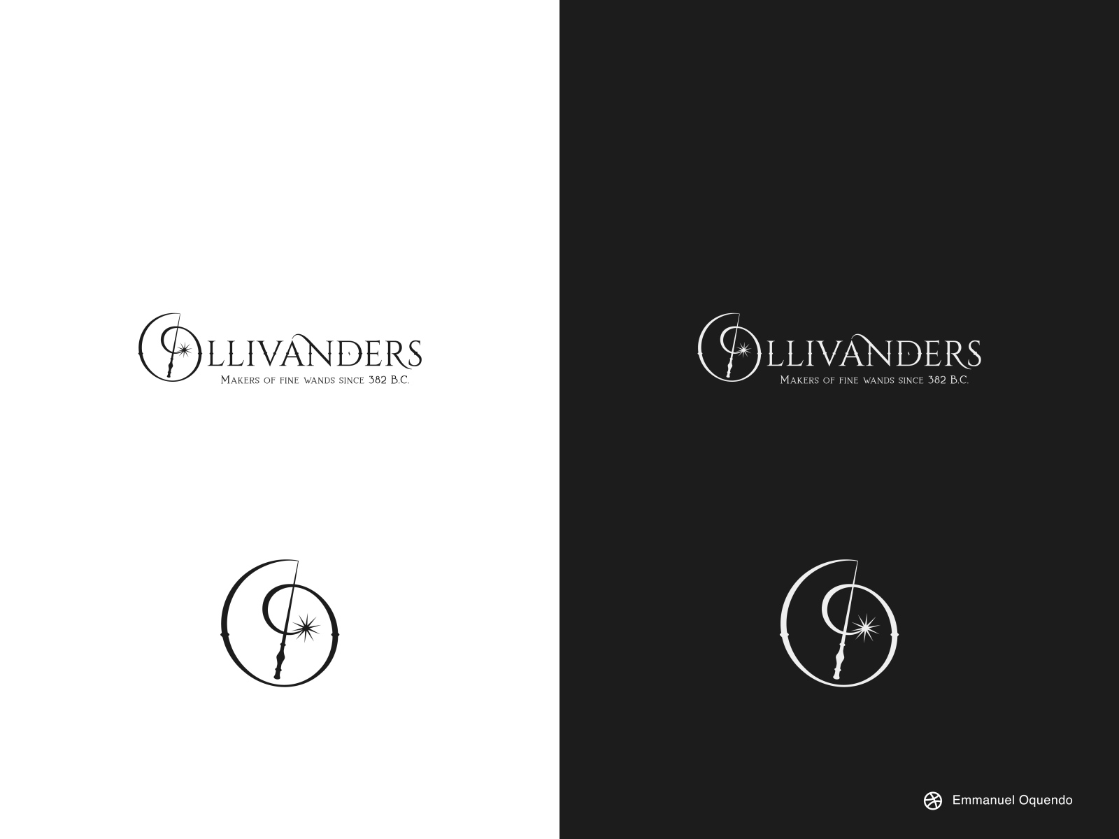 Ollivanders by Emmanuel Oquendo on Dribbble