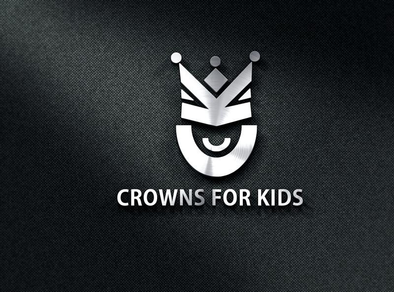 Ck Crowns for kids logo design logomarks logo branding logo badges logodesigns consulting concept colors crowns crown logo crowdfunding campaign kids logo kids app kids illustration kids book kids business logo logodesign logotype