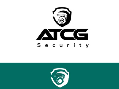ATCG Security logo 2021 trend summer security logo security logoseeker logodesign logotype