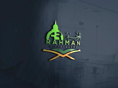 AR  Arabic  logo Design hifz logo monogram animation academy pkv games hindustan times arabic design arabic typography arabic logo arabic