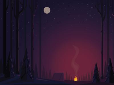 Illustration ui ux vector branding motion graphics 3d animation logo illustrator illustration graphic design design app