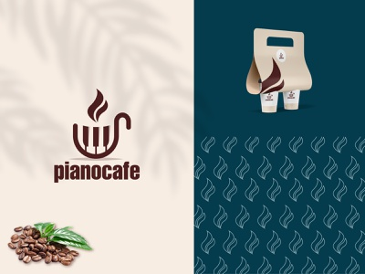Pianocafe creative minimalist logo minimal logo minimalist logo unique logo logo maker logo designer logo design logo design creative logo brand piano logo design piano logo brand coffee logo maker coffee logo design coffee logo ideas pianocafe logo pianocafe logo