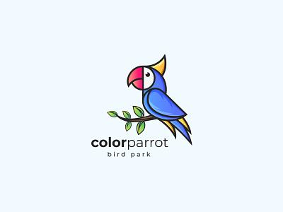 Color Parrot creative minimalist logo bird logo business logo unique logo flat logo minimalist logo logo maker logo designer logo design logo design creative logo brand parrot for logo parrot logo free parrot logo maker parrot logo design parrot color parrot color parrot