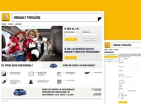 Renault Privilege loyalty program