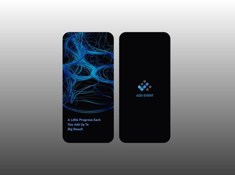 List Do App blue logo dashboad task icon illustrator ui vector app web ux illustration design branding