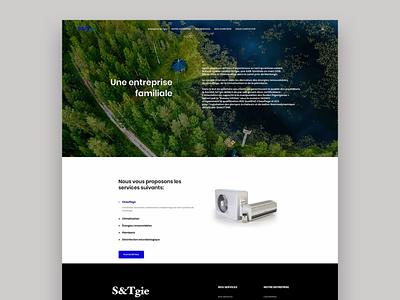 STgie presentation wordpress development wordpress design wordpress webdesigner web design integration webdesign web illustration design