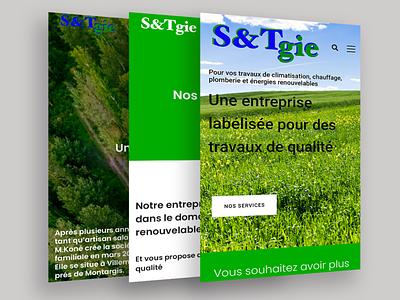 STgie mobile version responsive design responsive website responsive wordpress development wordpress design wordpress webdesigner web design webdesign web integration illustration design