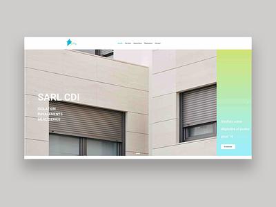 SARL CDI wordpress development wordpress design wordpress webdesigner web design webdesign web integration illustration design