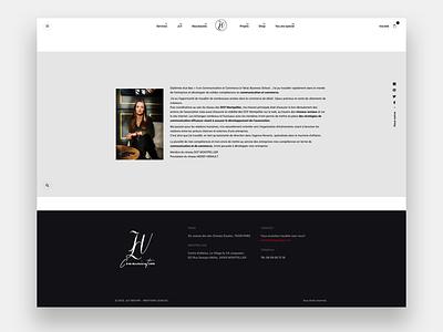 JLV Groupe about page web wordpress development wordpress design wordpress webdesigner web design webdesign integration illustration design