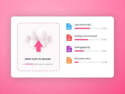 Daily UI 031: File Upload drag and drop upload file upload dailyui 031 daily ui 031 daily 100 challenge ui dailyuichallenge daily ui dailyui