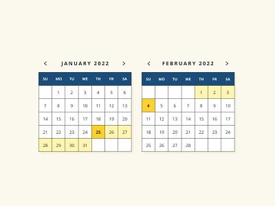 Daily UI 80: Date Picker daily ui 080 dailyui 080 datepicker date picker daily 100 challenge ui dailyuichallenge daily ui dailyui
