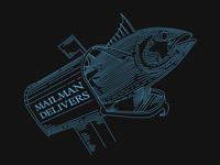 Wicked Tuna T-shirt Graphic