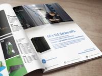 Print: Magazine Ad