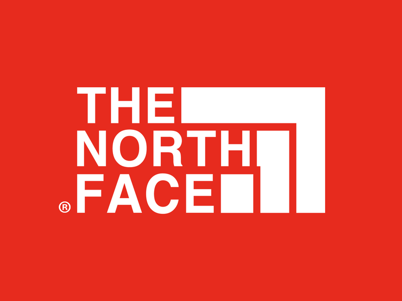 THE NORTH FACE redesign logo concepts logo concept creative logo creative lettering lettermark typeface logo design the north face clothing brand branding and identity branding brand logos logo identity graphic design design clean