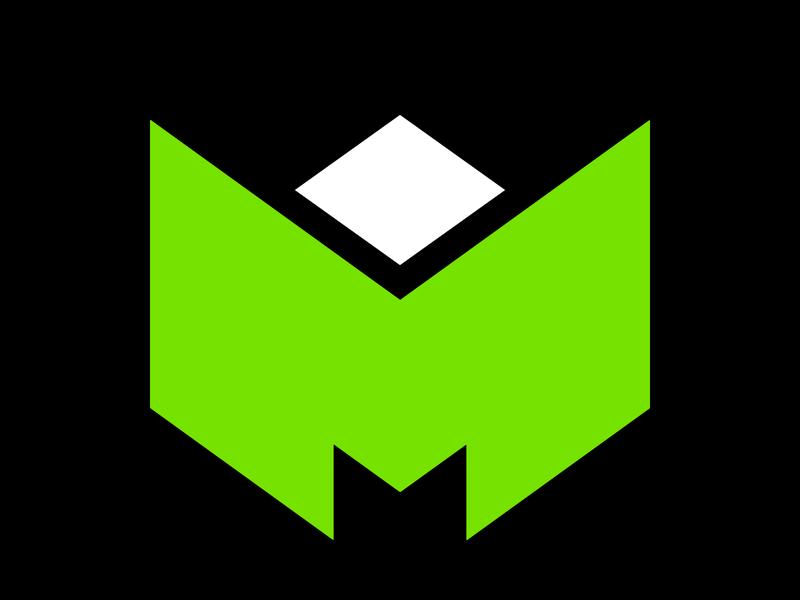 M-ERALD creative logo unique logo typeface icon vector creative design letter m logo letter m creative lettermark graphic design design branding and identity branding brand logos logo identity clean