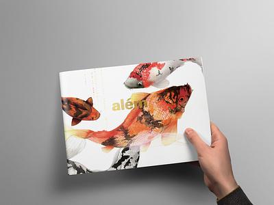 ALEM BROCHURE catalog print illustration brochure design