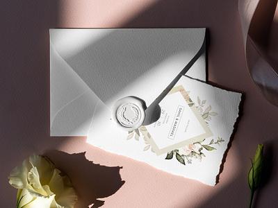 Wedding Card illustration