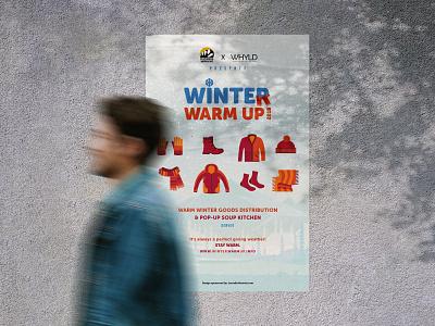 Winter Warm Up illustration