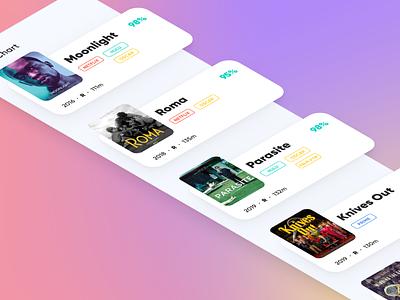 Streamato App - Homepage streamato movie app design streaming movie app