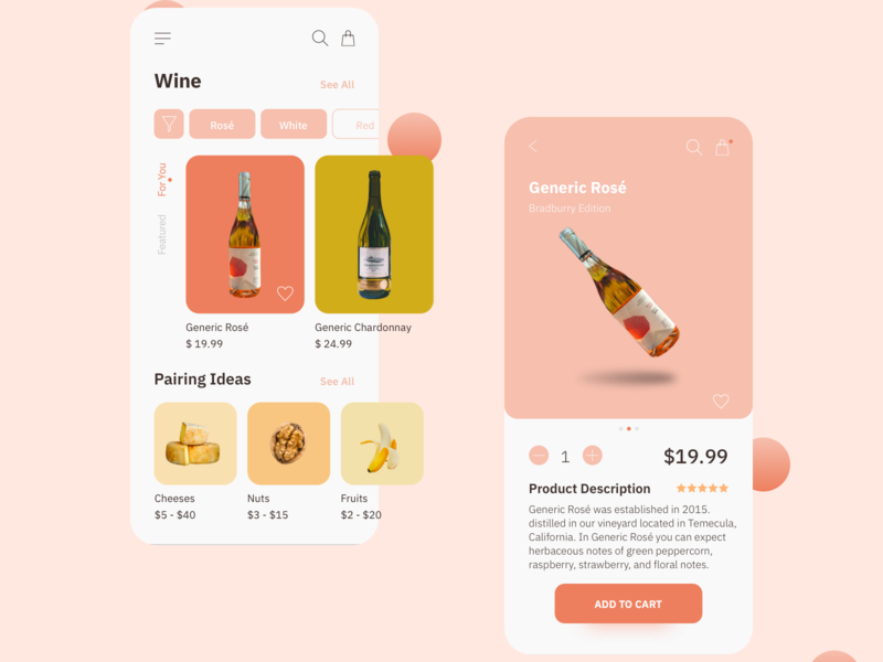 UI 012 — e-Commerce mobile app design daily ui dailyui app design app ux user inteface ui user experience