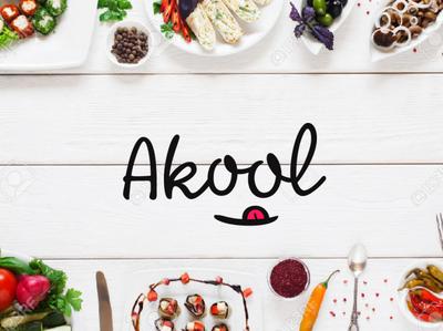 AKOOL LOGO logotype logodesign logo