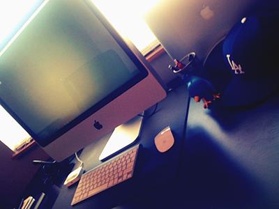 Los Doyers workspace