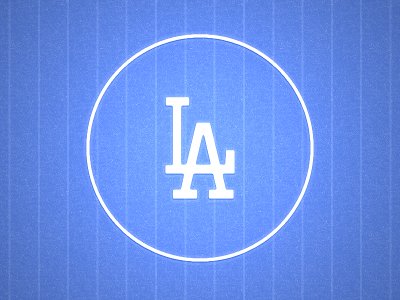 Dodgers Ipad Lock Screen Wallpaper By Stephen Caver Dribbble